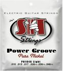 SIT Power Groove Pure Nickel Electric Guitar Strings 10-46 for sale