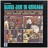 Blues Jam In Chicago - Volume 1 -  CD 04VG The Fast Free Shipping