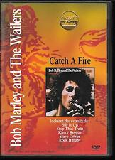 DVD ALL ZONES--DOCUMENTAIRE + LIVE--BOB MARLEY & THE WAILERS--CATCH A FIRE