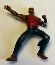 """MCDONALD'S HAPPY MEAL TOY, YOUNG JUSTICE """"AQUALAD"""". PREOWNED."""