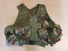 4d892d5296b Rare British Army Woodland DPM UKSF SAS SF Tactical Vest Custom Webbing