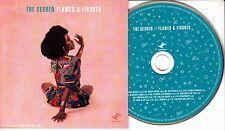 THE SESHEN Flames & Figures 2016 UK 13-track promo CD