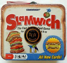 Gamewright Slamwich Collector's Edition Card Game Kids Toys Hobbies Tin Lunchbox