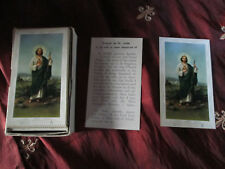 St. Jude prayer cards