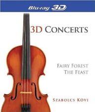 3D Concerts - Fairy Forest / The Feast (Szabols Kovi)  Blu-Ray
