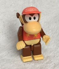 K'NEX Diddy Kong Super Mario Mystery Figure Series #3 Blind Bag NEW Monkey Knex