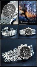 Sportivo Unisex Cronografo Orologio Molto Elegante Nuovo