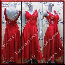 LATIN RHYTHM SALSA BALLROOM COMPETITION DANCE DRESS (LT1271)