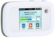 AT&T Velocity 4G LTE Mobile Wi-Fi Hotspot - White
