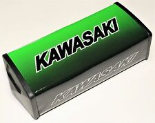 KAWASAKI 7/8 HANDLEBARS CROSS BAR PAD DIRT BIKE PIT BIKE MOTOCROSS MOTO. USA!
