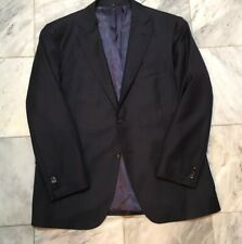 Suitsupply Suit Jacket 58R 48R Napoli Super 110s VBC Perennial