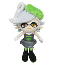 "REAL Little Buddy  1470 Splatoon - 10"" Marie Green Squid Sister  Plush Doll"