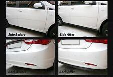 Rubber Front Bumper Lip Spitter Body Spoiler for All Car