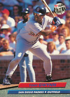 Tony Gwynn 1992 Fleer Ultra #277 San Diego Padres baseball card
