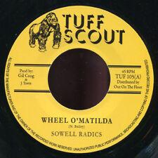"""Sowell Radics-roue o'matilda NOUVEAU!!! TUFF SCOUT 105 7"""""""