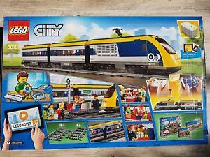 Boite LEGO city  Train electric 60197