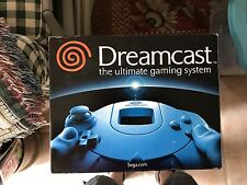 Sega Dreamcast White Console (NTSC) Brand New Free Shipping With Extras