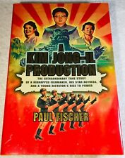 A KIM JONG-IL PRODUCTION: A TRUE STORY WITH  PHOTOS  PAUL FISCHER ~ Brand New~