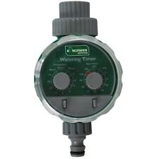 Kingfisher electronic water timer garden plant automatic irrigation system new