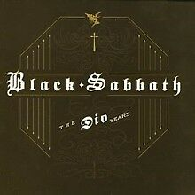 BLACK SABBATH - The Dio Years (Audio CD) - BRAND NEW & SEALED - UK DESPATCH