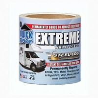 Cofair Products Inc Ube406 Quick Roof Extreme W/Steel-Loc Adhesive Permanently R