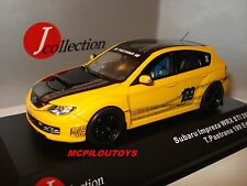 J-COLLECTION JC276 SUBARU IMPREZA WRX STI T. PASTRANA 199 EDITION 2009 au 1/43°
