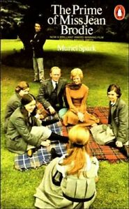 The Prime Of Miss Jean Brodie by Spark, Muriel Paperback Book The Cheap Fast