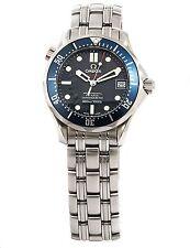 Omega Armbanduhr mit Stoppfunktion