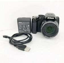Nikon COOLPIX P100 10.3MP Digital Camera WORKS Powers On