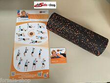Blackroll naranja el original de masaje papel entrenamiento DVD entrenamiento póster 45cm
