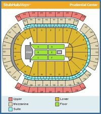 3rd Row NJ Concert Tickets