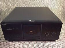 Sony DVP-CX985V 400-Disc DVD imsacd CD Mega Wechsler Player keine Fernbedienung