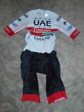 Team UAE Colnago Champion System TT aero Skinsuit body A. Kristoff