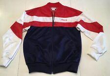 476fedede2af Vintage Men s ADIDAS TREFOIL 70s 80s Zip Track Jacket Sz M - EUC