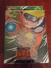 """Naruto CCG Cards Quest for Power """"Naruto A-2"""" (Green) Starter Deck Set SEALED^"""