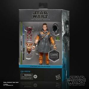 PRE-ORDER Star Wars Jedi: Fallen Order Cal Kestis The Black Series Deluxe Figure