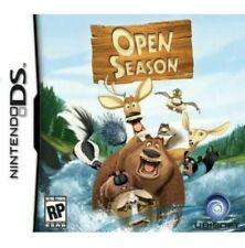 Open Season Nintendo DS/3DS Kids Game Rare Collectible