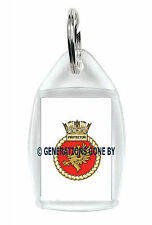 HMS PROTECTOR KEY RING (ACRYLIC)