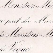 Claire Des Monstiers-Merinville 1866 Melchior De Vogue