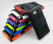 Case Cover Stand For Nokia Lumia 820, Heavy Duty Strong Tough Good for Tradesman