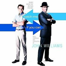 1 CENT CD Catch Me If You Can SOUNDTRACK John Williams