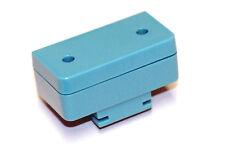 LOMO ADATTATORE FLASH B in blu per DIANA F + STROBO su nel bel mezzo contatto fotocamera