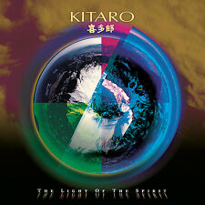 The Light of the Spirit [CD & DVD] by Kitaro (CD, Aug-2012, 2 Discs) Brand NEW