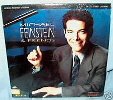 LD laserdisc MICHAEL FEINSTEIN Ellington/Clooney