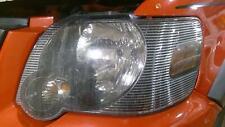 06-10 Ford Explorer Driver Left Headlight Assembly (Black Housing)