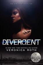 Divergent: Divergent Bk. 1 by Veronica Roth (2014, Paperback, Movie Tie-In)
