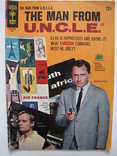 The Man from U.N.C.L.E. #6 (May 1966, Western Publishing) [VG 4.0]