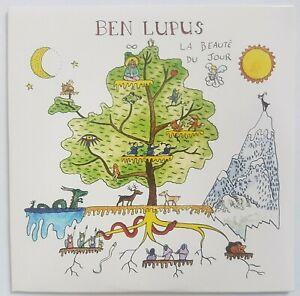 BEN LUPUS : LA BEAUTE DU JOUR  ♦ EP CD PROMO NEUF (new & sealed)