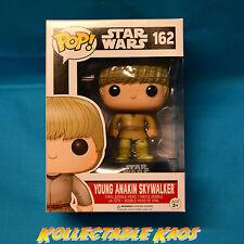 Star Wars - Young Anakin Skywalker Pop! Vinyl Figure #162