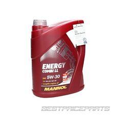 5 Liter Mannol Energy Combi LL Motoröl Öl SAE 5W30